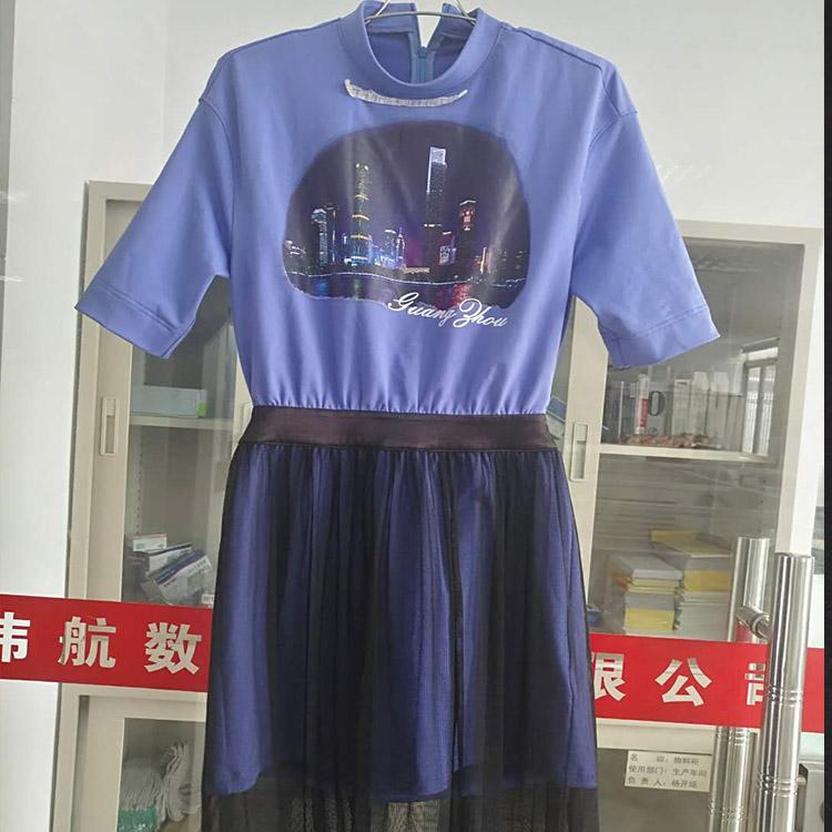 裙子直喷印花机 数码印花机 t恤印花机
